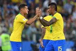 Philippe Coutinho & Paulino