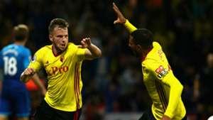 Tom Cleverley Watford Premier League