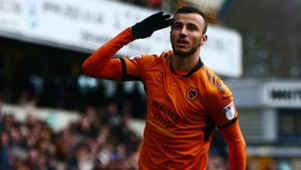 Romain Saiss of Wolves
