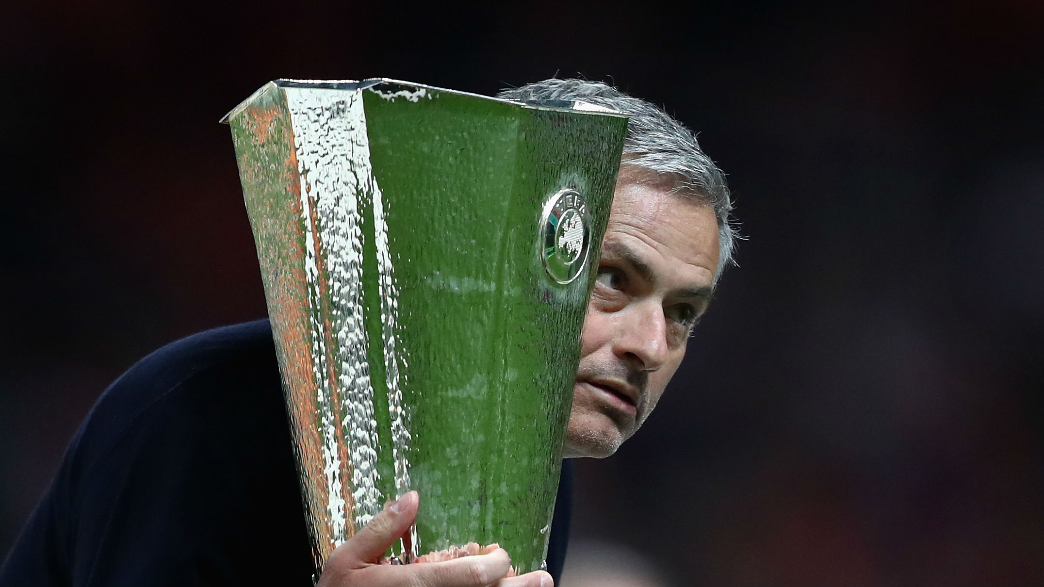 Jose Mourinho Manchester United Europa League
