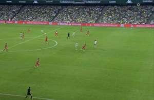 Gol anulado Canales