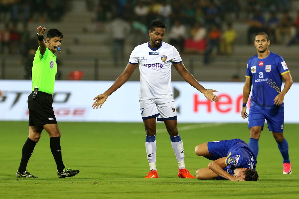 Mumbai City Chennaiyin FC
