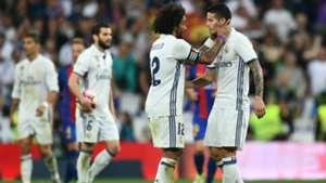 James Rodriguez Real Madrid Barcelona LaLiga