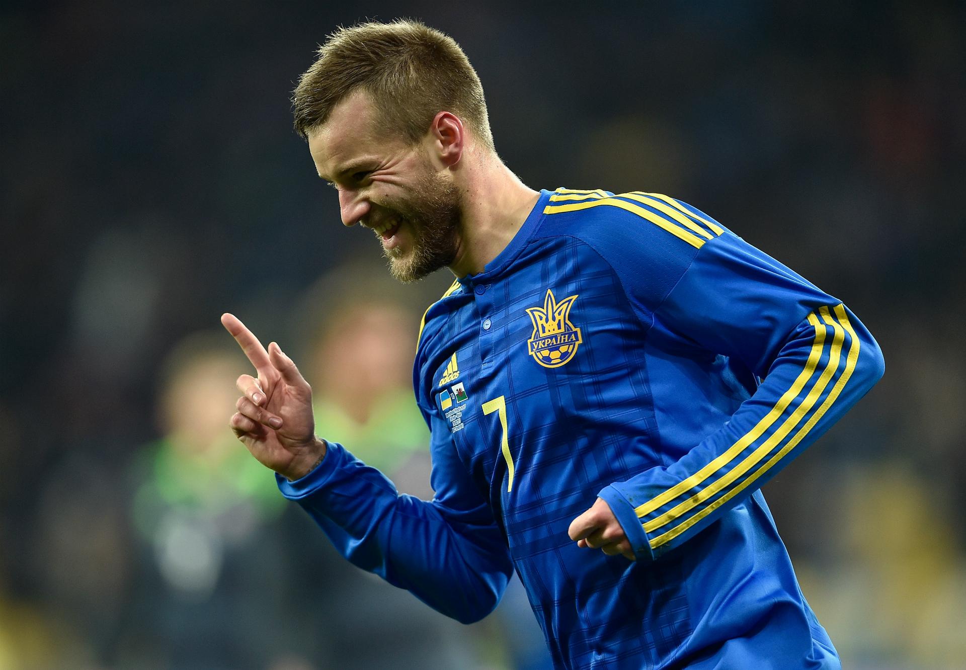 Calciomercato, Borussia Dortmund su Yarmolenko: può essere il sostituto di Dembele