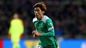 2018-12-01 Yuya Osako Bremen