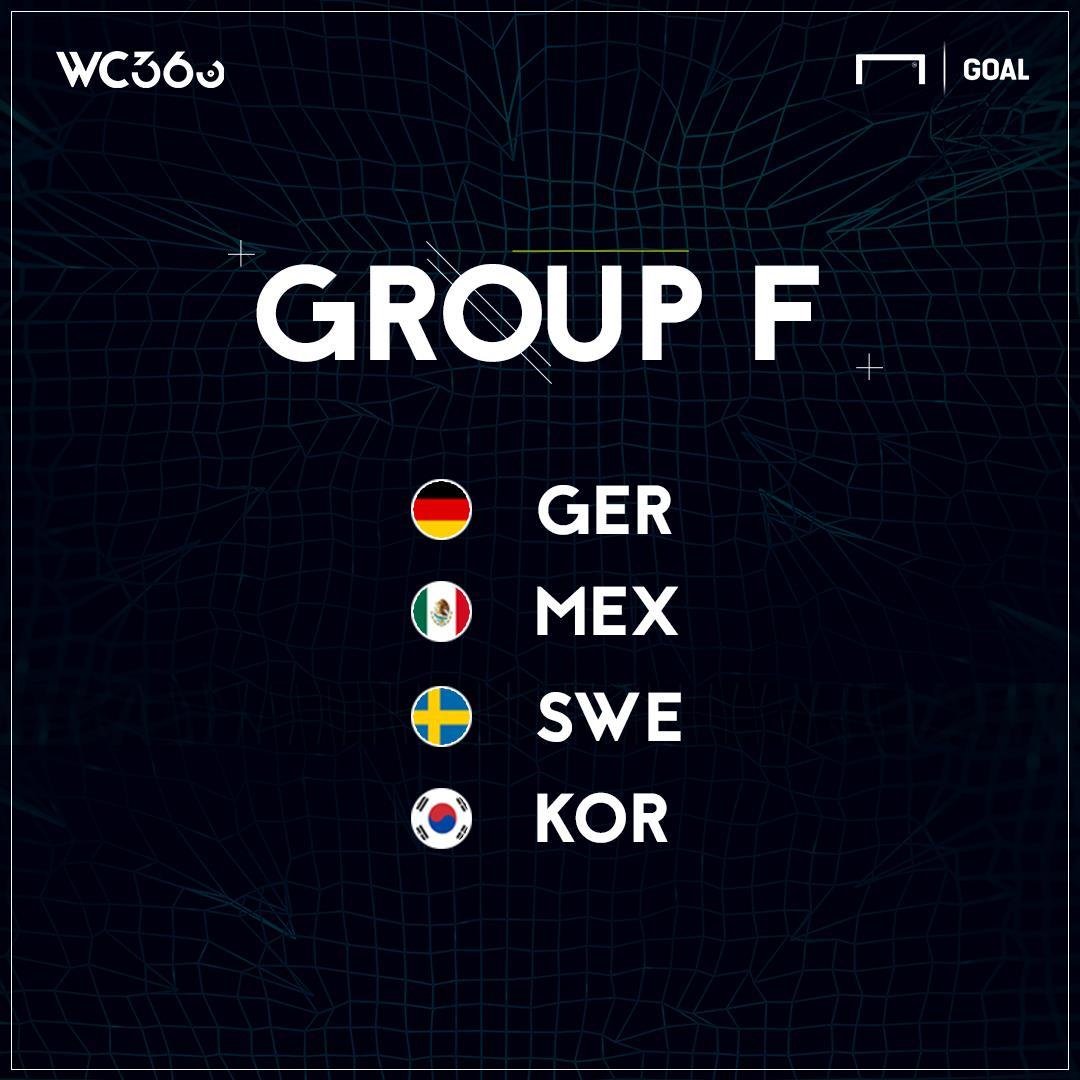 BODY ONLY GFX Copa do Mundo 2018 Grupo F
