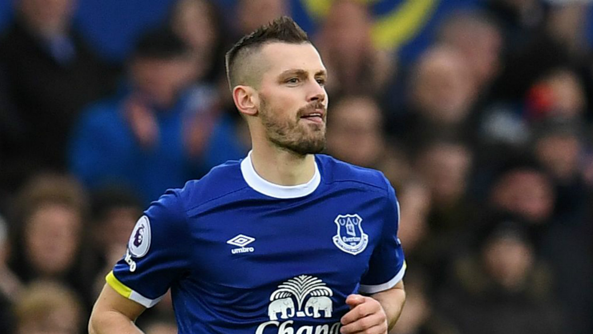 HD Morgan Schneiderlin Everton