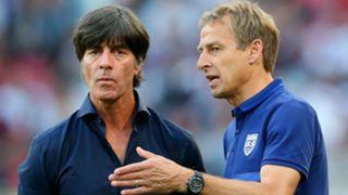 Jurgen Klinsmann Joachim Low
