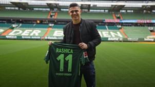 Milot Rashica Werder Bremen Bundesliga 0117