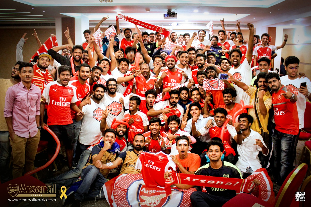 The Story Of Highbury Arsenal Supporters Club In India Behind Viral Video Indian Gooner