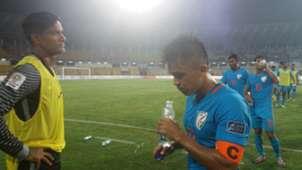 India v Myanmar ; AFC Asian Cup qualifier Goa