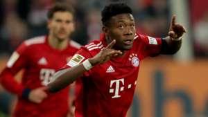 David Alaba Bayern 15022019