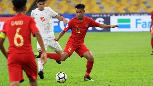 Brylian Aldama Berharap Timnas Indonesia U16 Lebih Tajam Di PerempatFinal  Goal.com