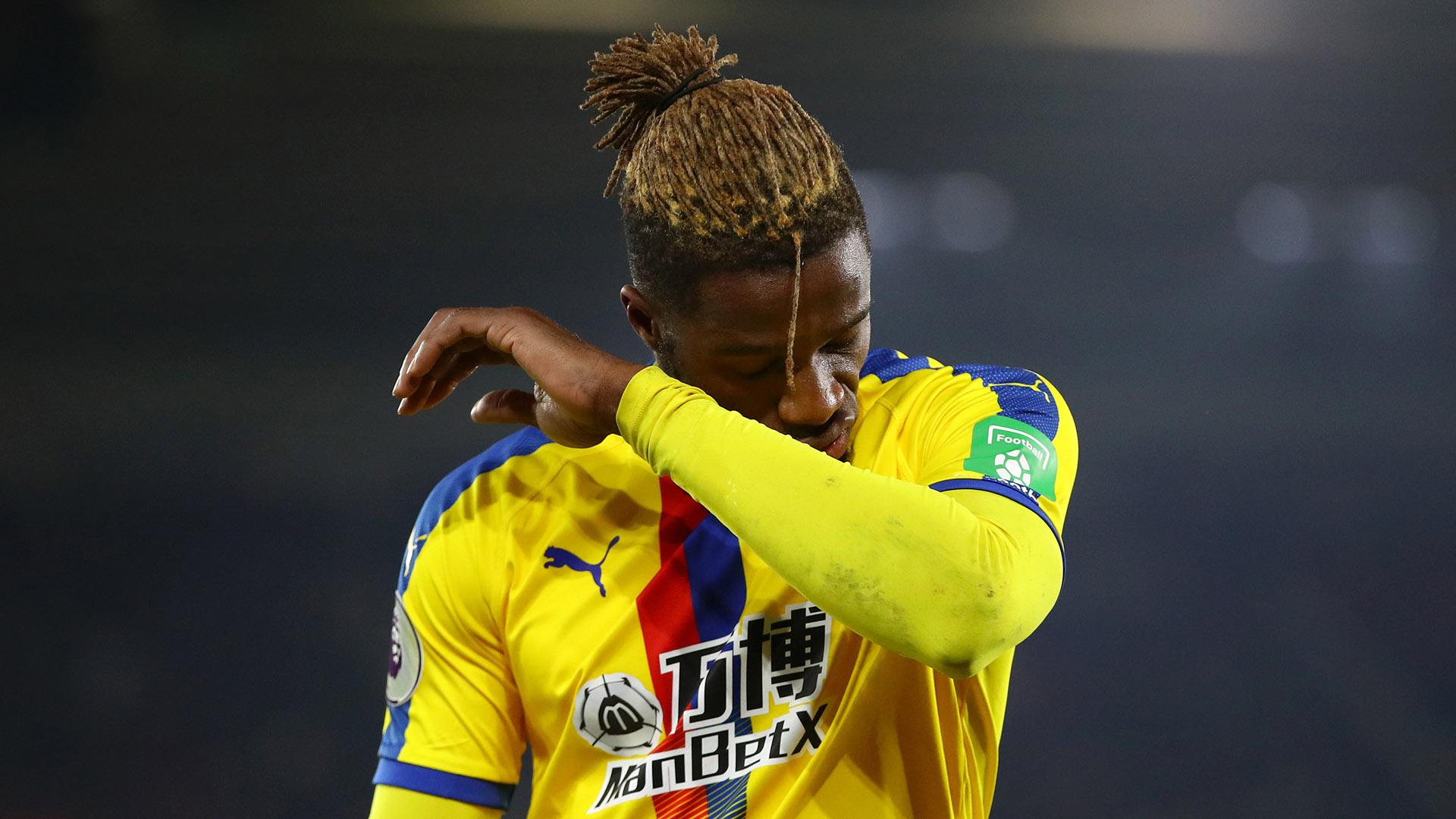 Wilfried Zaha Crystal Palace 2019