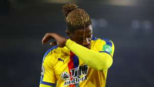 Wilfried Zaha Crystal Palace 2019