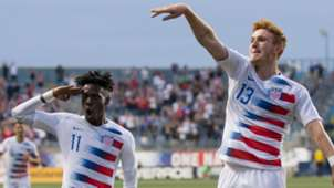 Tim Weah Josh Sargent United States Bolivia