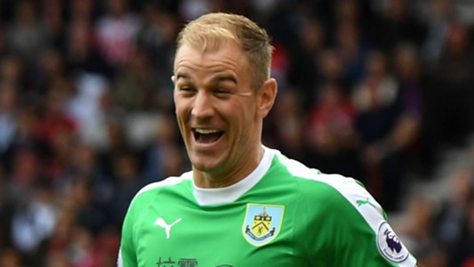 Joe Hart Burnley 2018-19