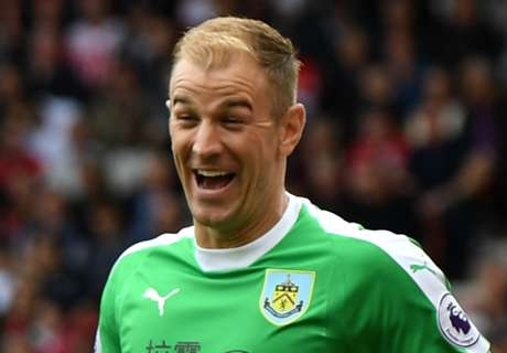 Guardiola: I might have got it wrong with 'incredible' Hart