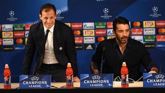Allegri & Buffon Juventus