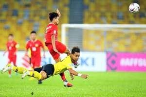 Aidil Zafuan, Malaysia, AFF Championship, 12112018