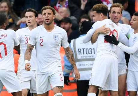 Betting: England favourites for Nations League title