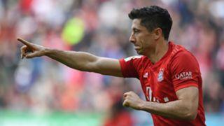 Robert Lewandowski Bayern Munich 19102019