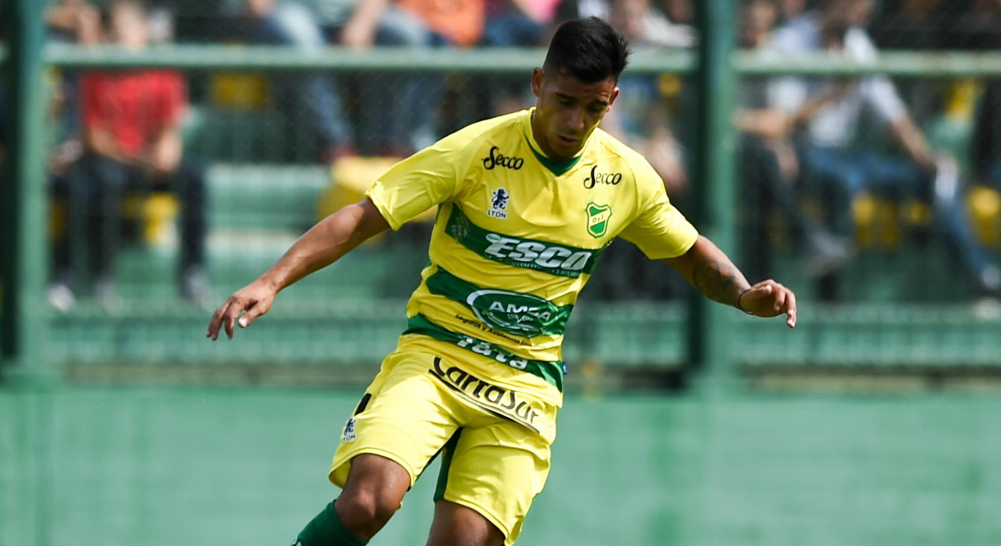 Franco Cristaldo Defensa y Justicia River Superliga 17/18