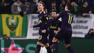 Christian Eriksen Juventus Tottenham