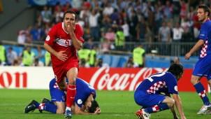 Semih Senturk Turkey Croatia EURO 2008