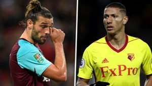 Andy Carroll Richarlison split