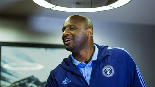 Patrick Vieira, NYCFC