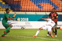 UAE Timor Leste Asian Games