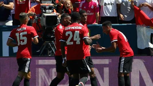 Jesse Lingard Manchester United ICC