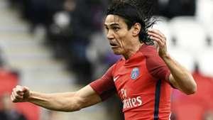 Edinson Cavani PSG Bastia Ligue 1 06052017