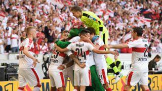 Mitch Langerak Stuttgart v Wurzburger Kickers 2. Bundesliga 21052017