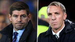 Steven Gerrard, Brendan Rodgers