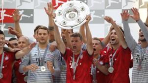 FC Bayern München Champions 2018