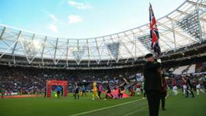 London Stadium West Ham United 11032018