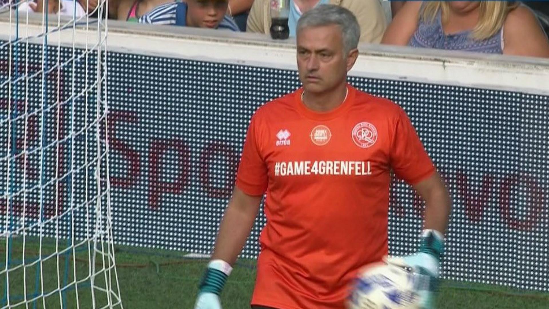 Estero, Mourinho: