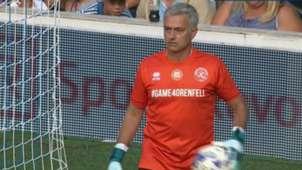 Jose Mourinho portero