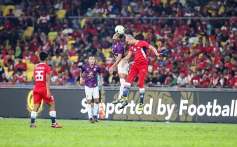 Kelantan vs Ratchaburi, 20012018