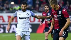 Candreva Cagliari Inter Serie A