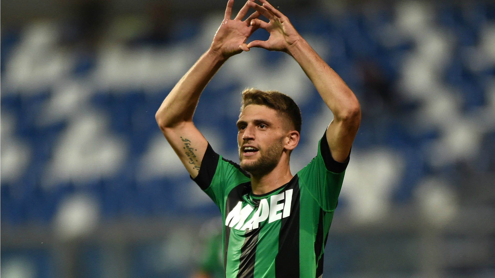Domenico Berardi Sassuolo Serie A