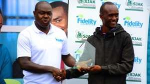 Nakumatt coach Anthony Mwangi.