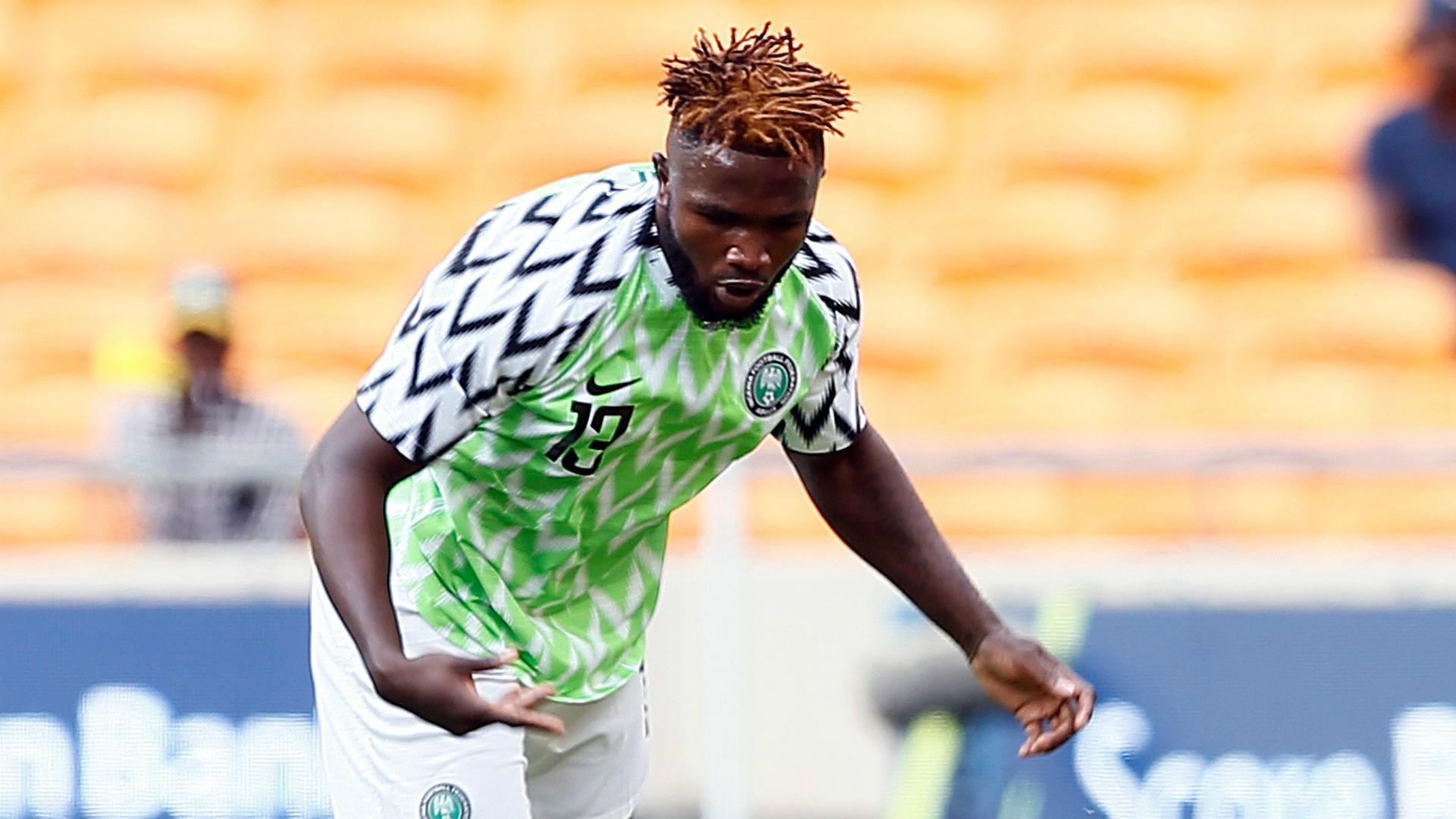 Isaac Success - South Africa vs. Nigeria