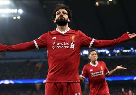Salah beats Ronaldo to Goal of the Week!