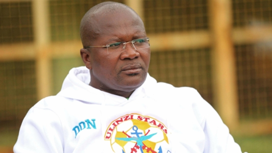 Ulinzi Stars coach Dunstan Nyaudo happy with a point picked against Tusker