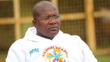 Ulinzi Stars coach Dunstan Nyaudo