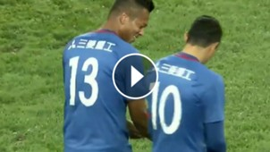 video guarin gio moreno gol