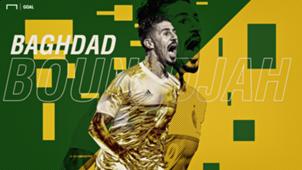 Bounedjah Baghdad Ballon d'Or Algeria